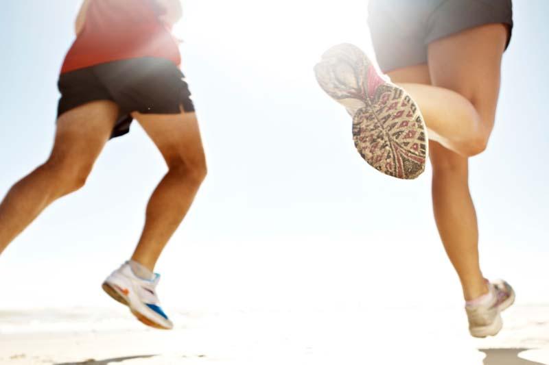 10 minutos de ejercicio al día