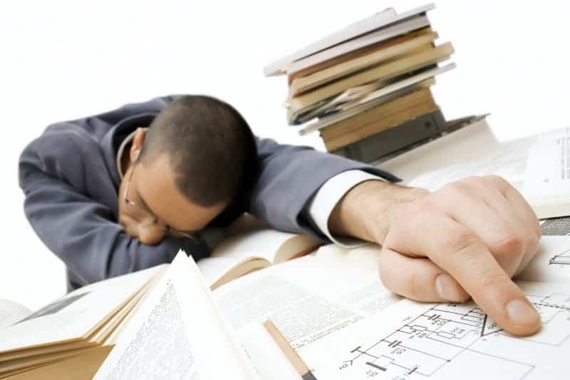 Desconectar de los problemas laborales
