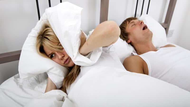 Cómo evitar roncar