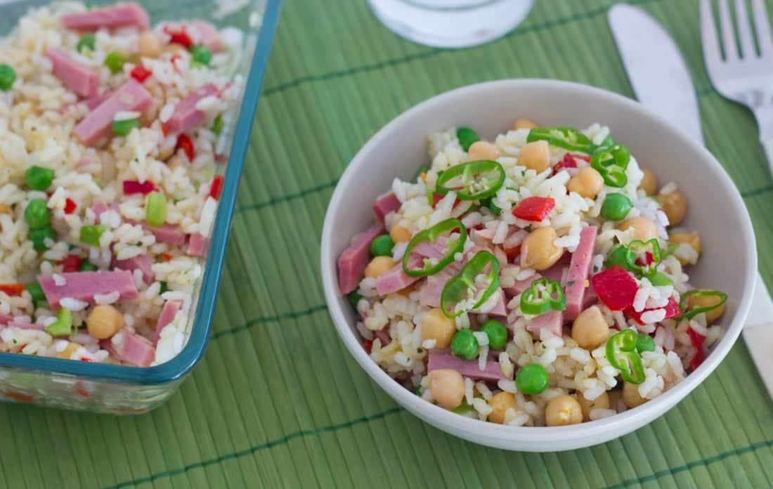 Recetas de cocina fáciles para el verano