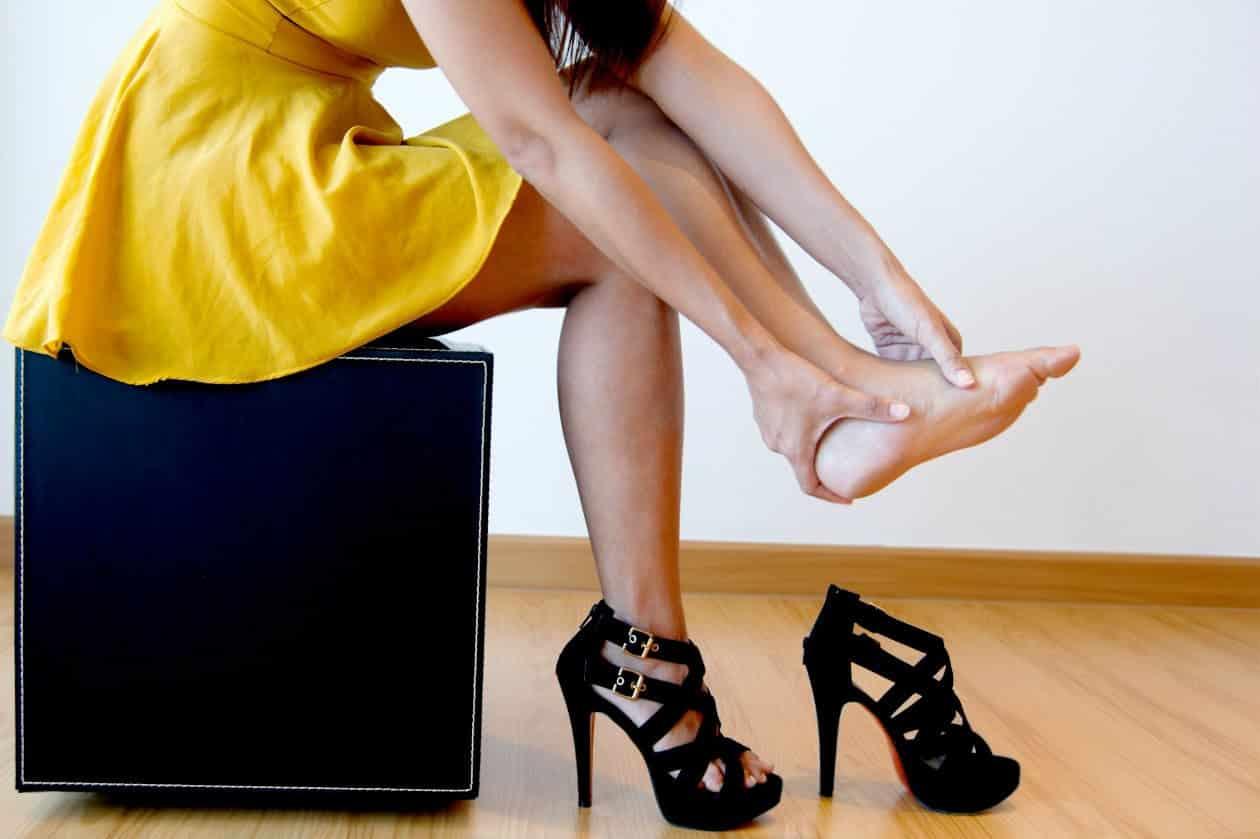 Guía para llevar tacones altos sin sufrir
