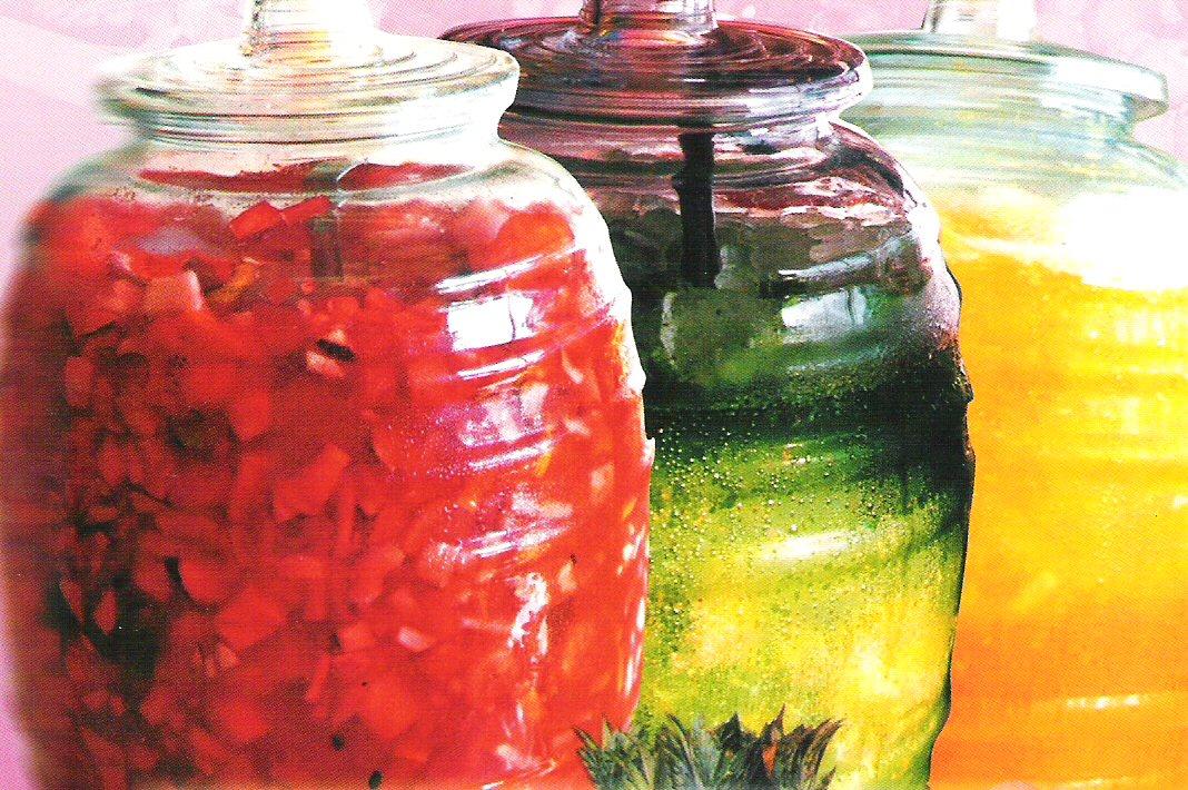 Agua de sabores: Beneficios y receta