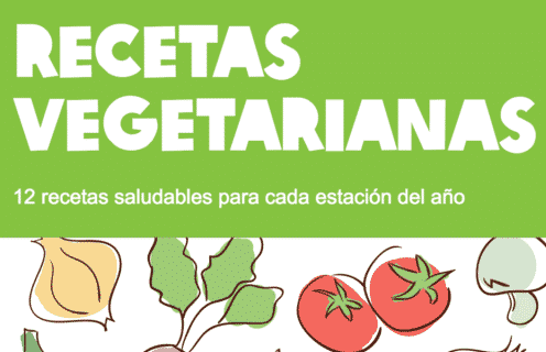 Recetas vegetarianas gratuitas