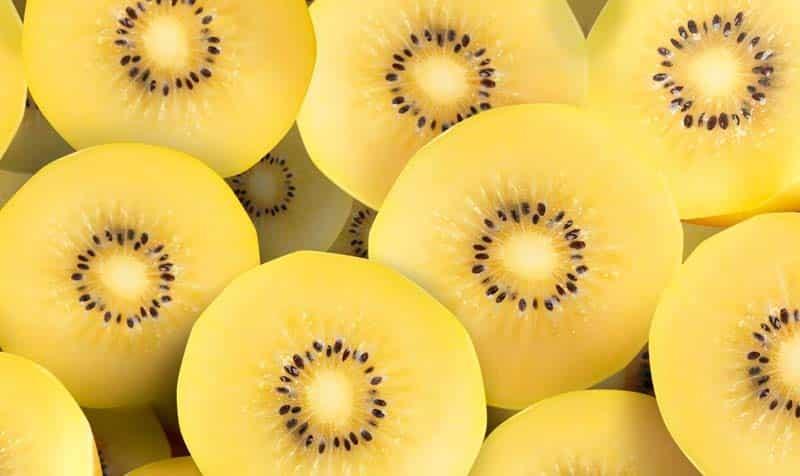 Kiwi golden, un tesoro para la salud