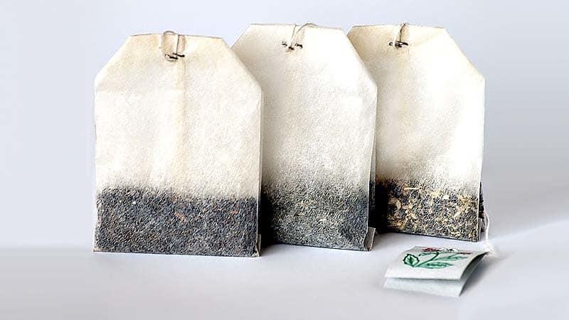 Varias maneras de aprovechar las bolsitas de té