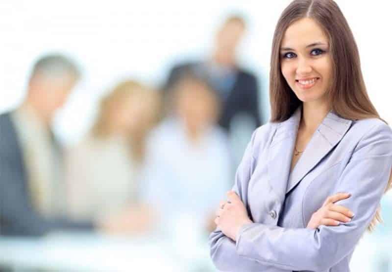 El estilo de la mujer ejecutiva