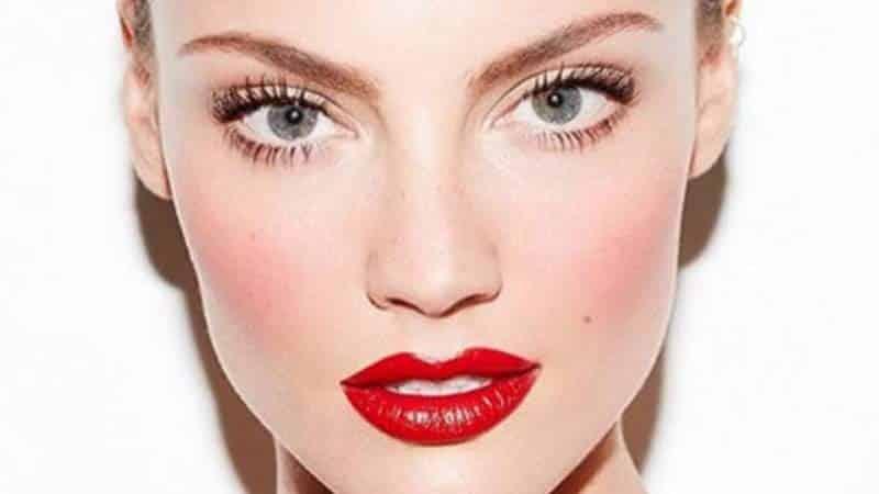 Draping, la nueva técnica de maquillaje