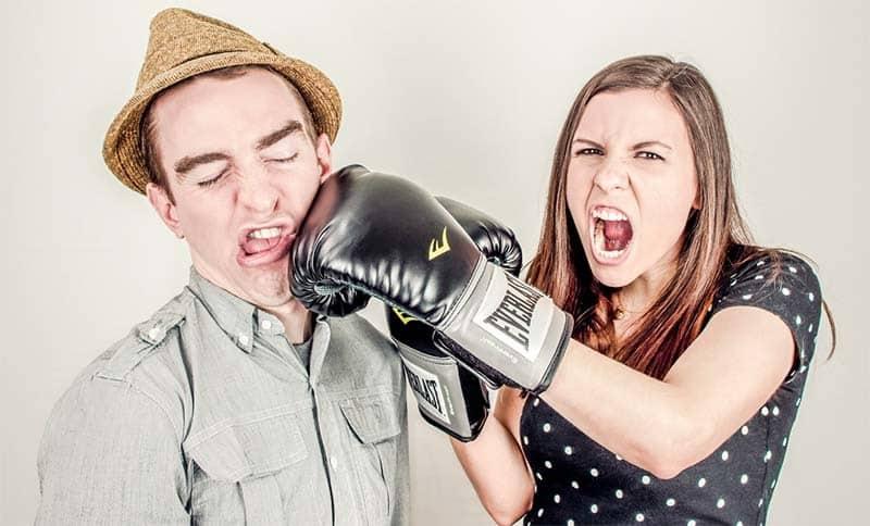 Clases de relaciones tóxicas que debemos evitar
