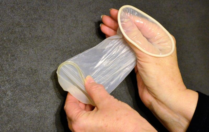 Qué es el preservativo femenino