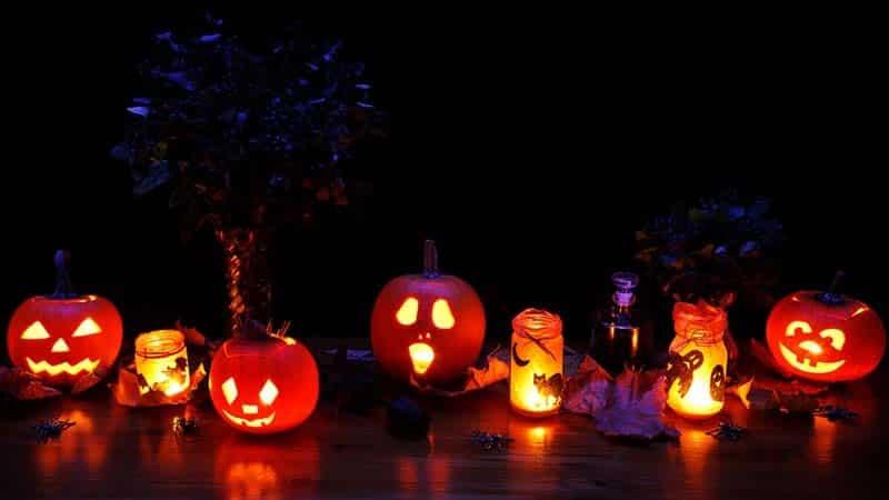 Decora tu hogar para Halloween