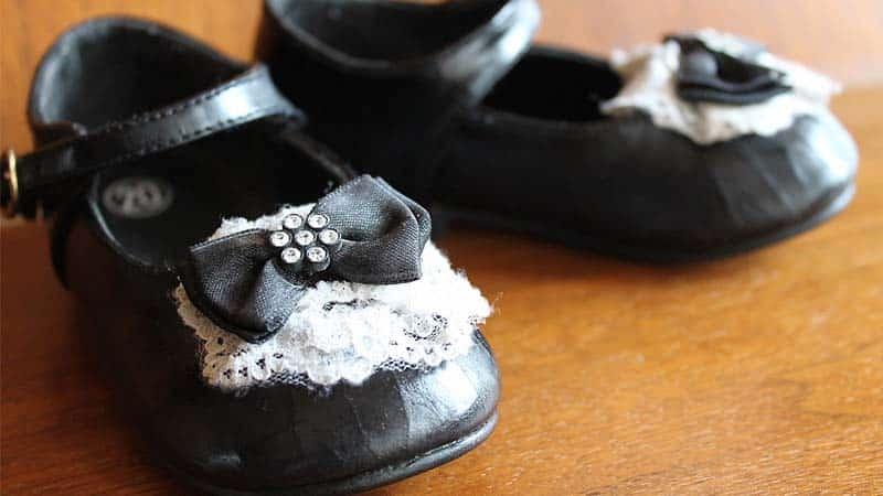 Consejos para comprar calzado al bebé