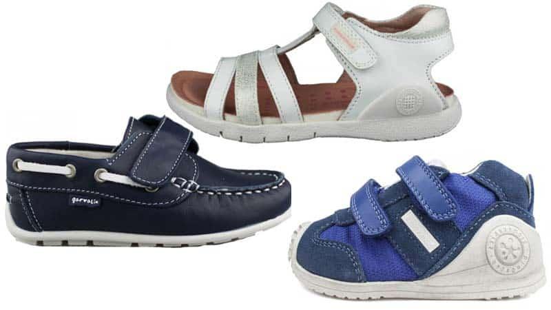 Tendencias de moda en calzado para bebés