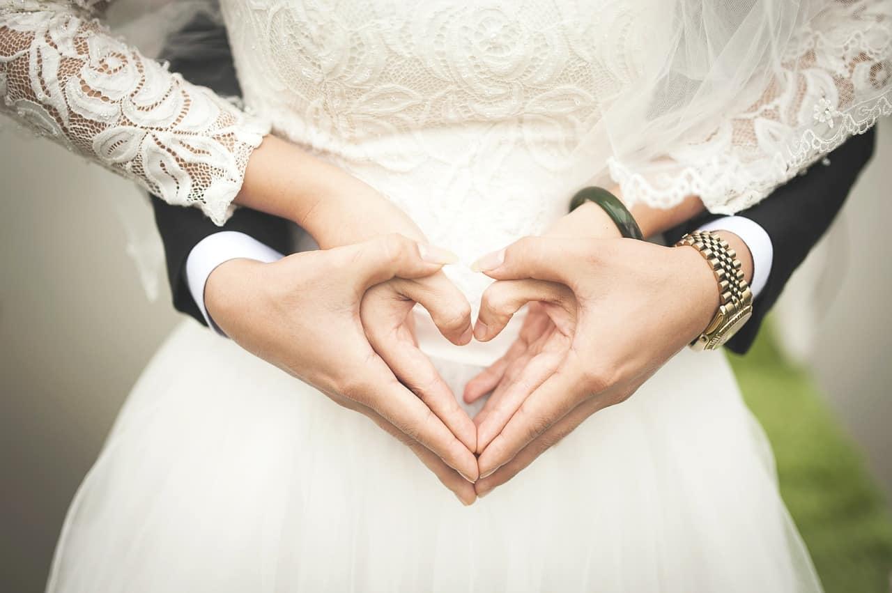 Sellos de caucho para personalizar tus tarjetas de boda