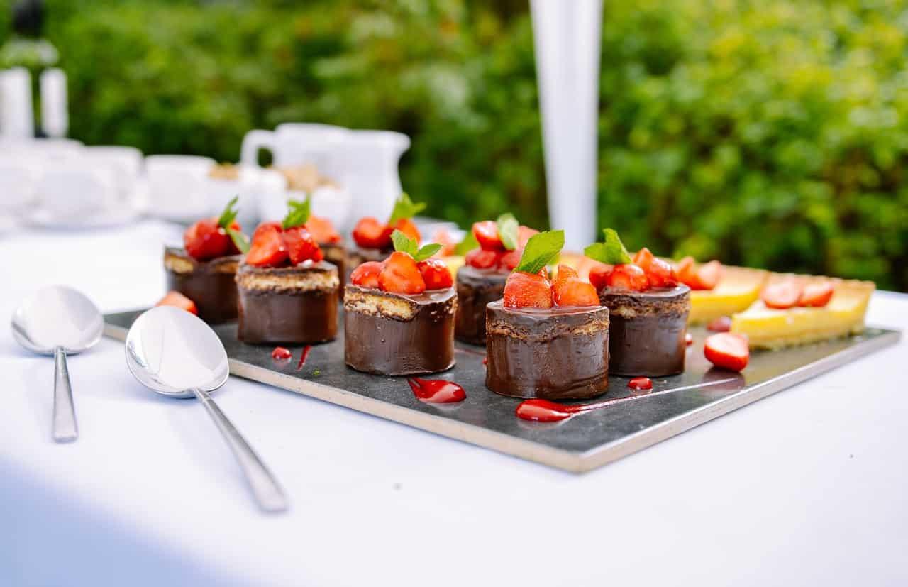 Catering en Barcelona para bodas