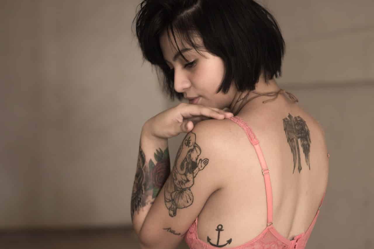 Tatuajes no permanentes, perfectos para ti