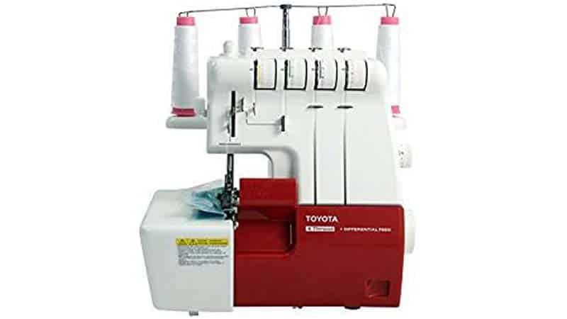 Aprende a coser con una máquina de calidad