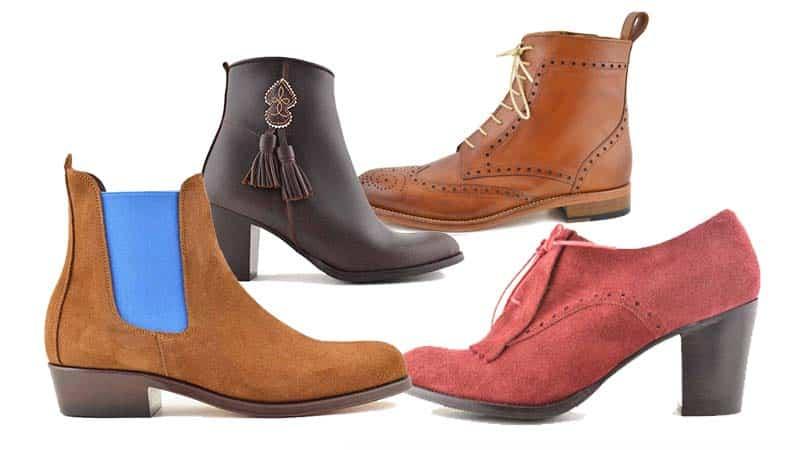 Zapatos y botas artesanales de Valverde del Camino