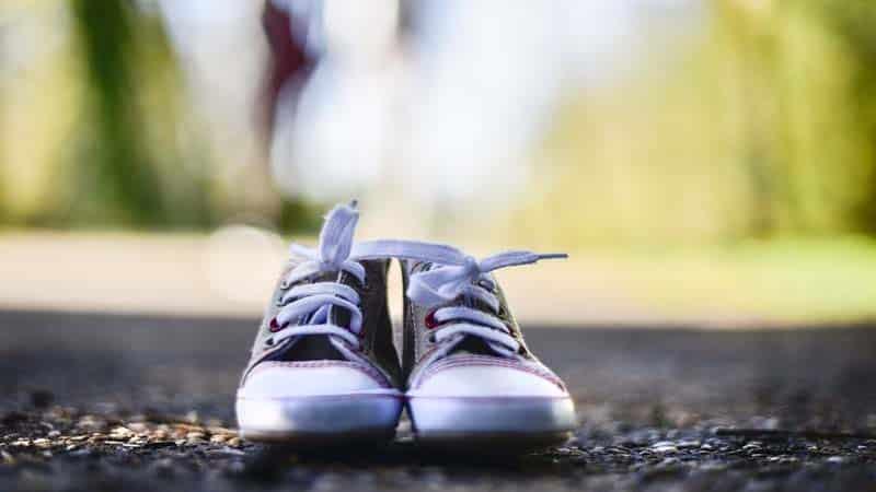 Tipos de calzado para niños en verano