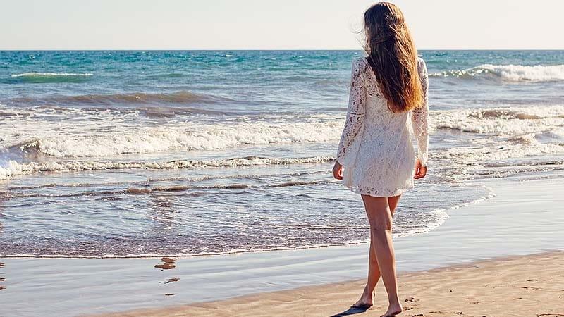 Los vestidos de playa para el verano 2019