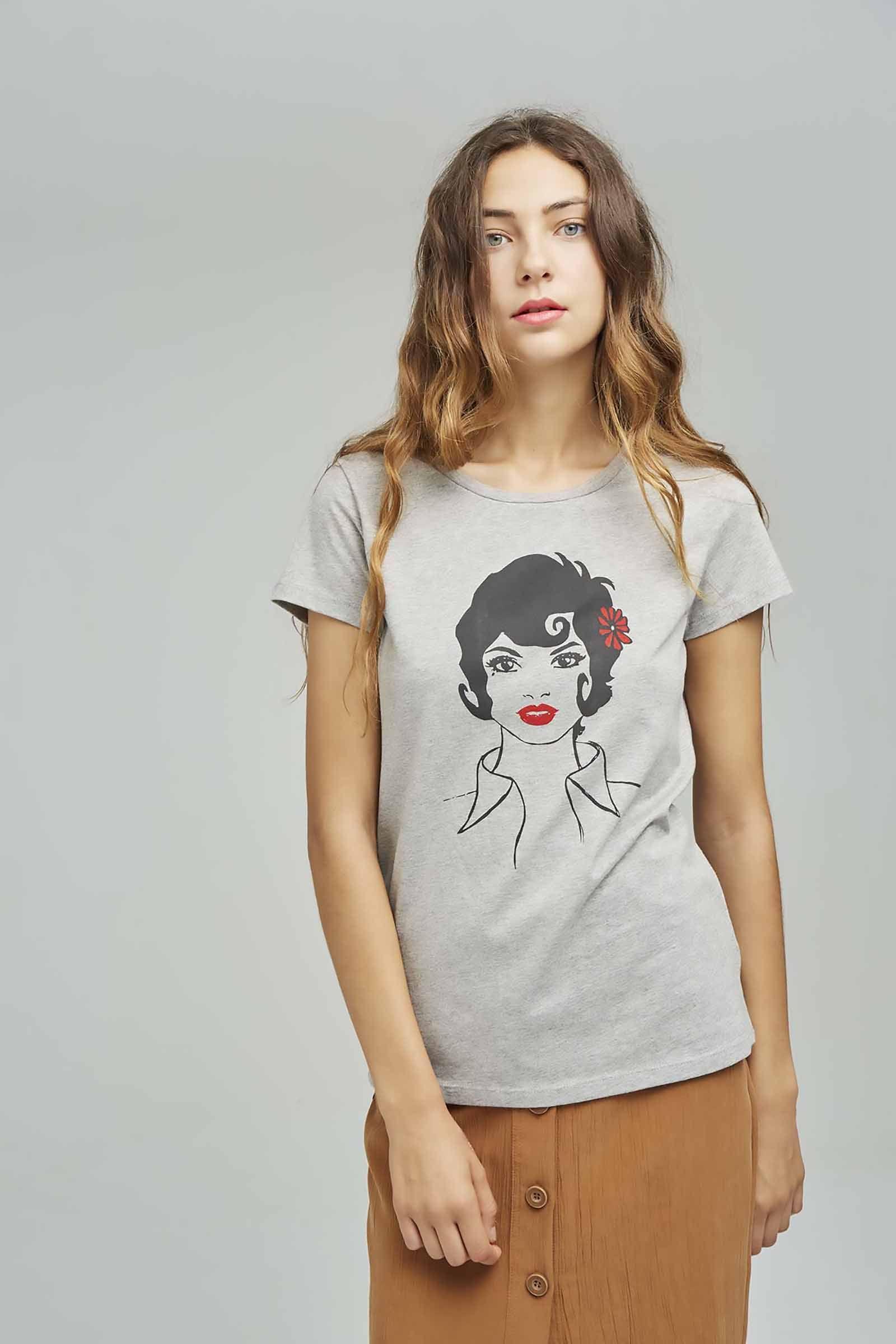 Camisetas Dolores Promesas, para ir a la moda este verano