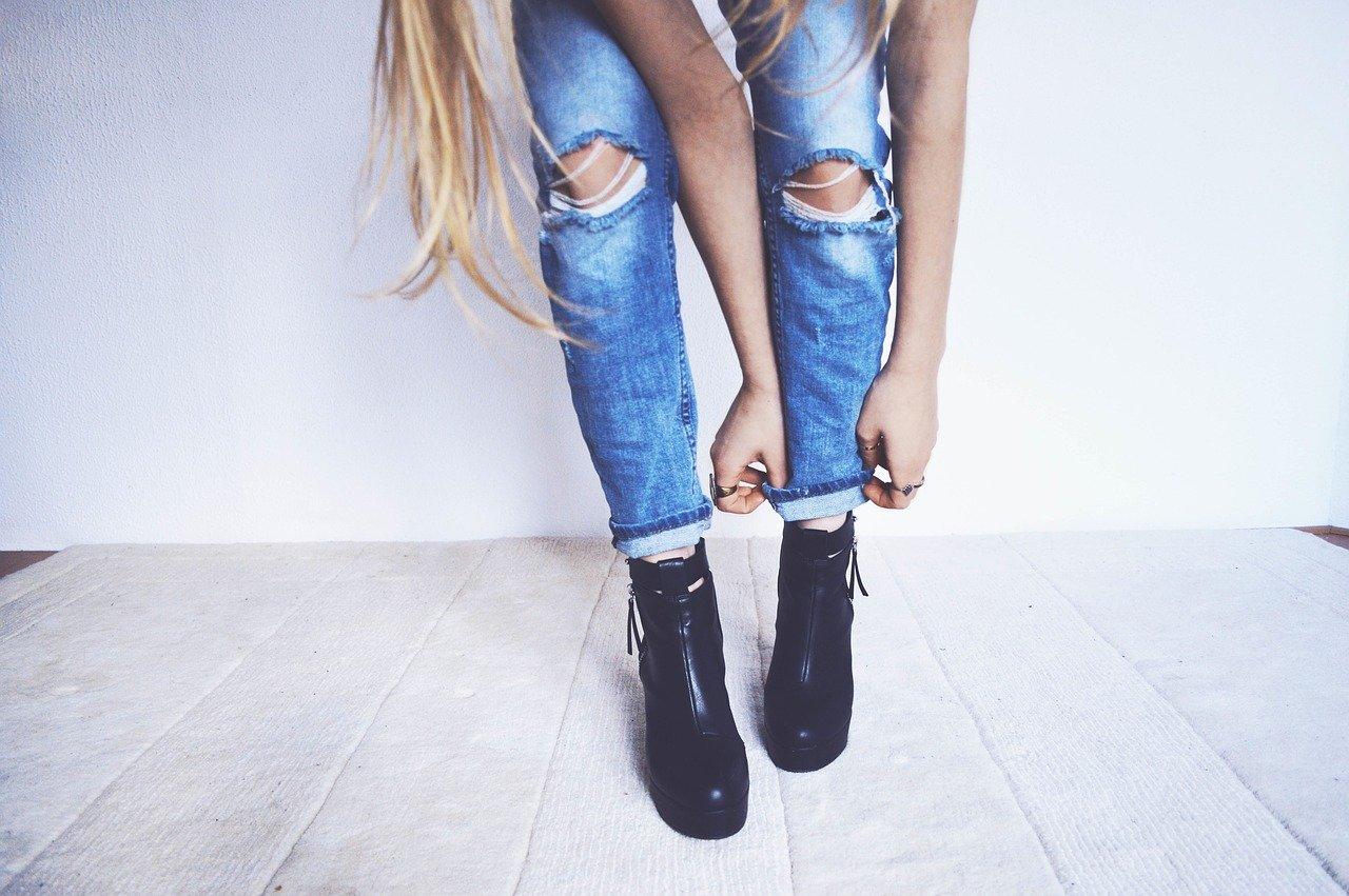 Tendencias de calzado para mujer
