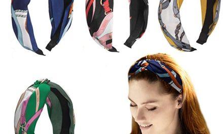 Las mejores diademas de turbante