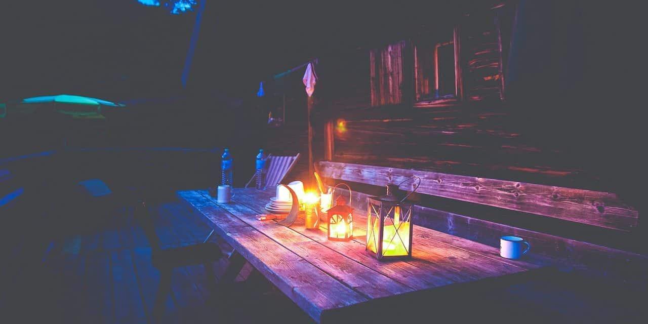 ¿Quieres preparar un picnic? Elige la mesa más adecuada