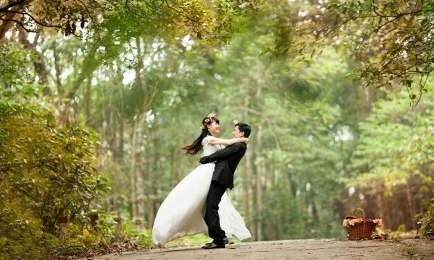 Los mejores rollups para bodas