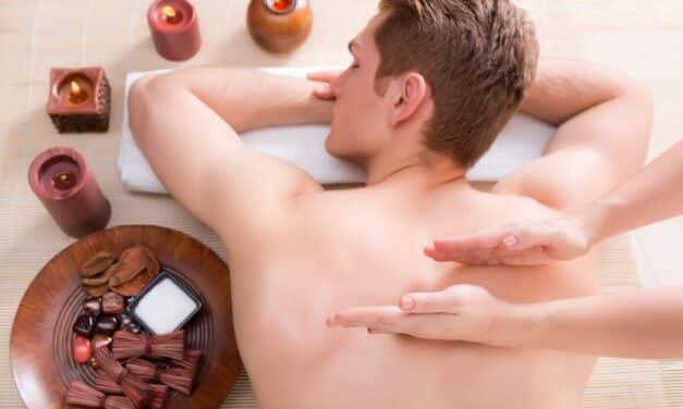 Cómo hacer un masaje relajante